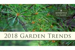 8 Trends Influencing the Gardening World in 2018