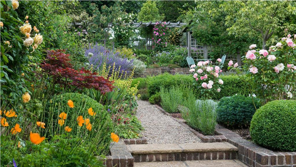 Get The Look English Cottage Garden Zone 8 11 Be Inspired