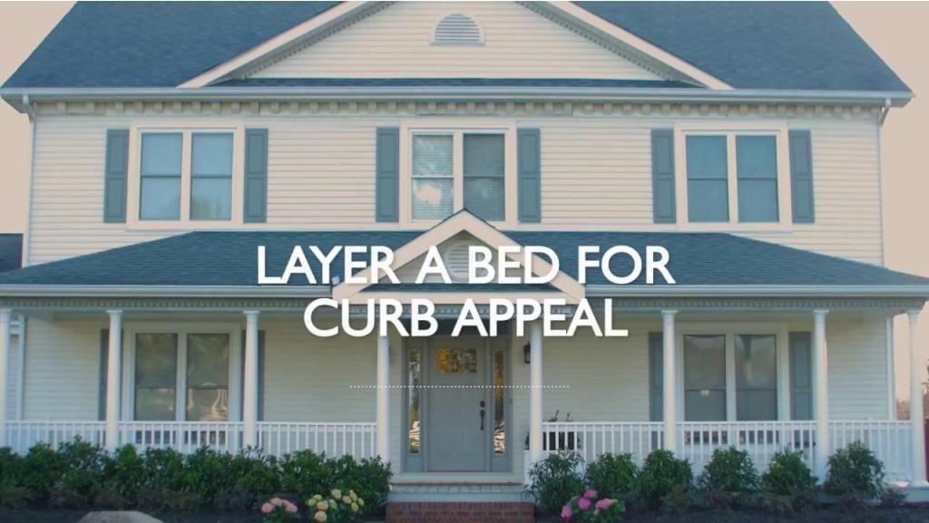How to Layer a Bed for Curb Appeal