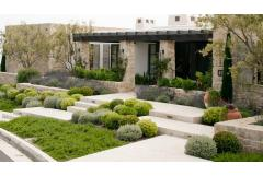 Curb Appeal Solutions:  Romancing Modern Design
